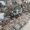 Munitions gathered from the streets in Misrata (photo: Harvey Whitehouse)