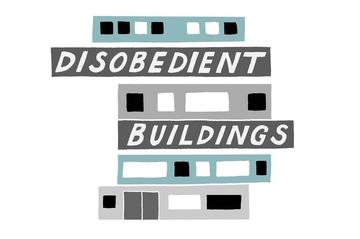 disobedient buildings logo same
