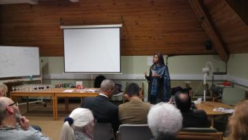 Book launch for Honour and Violence by Nafisa Shah, 28 February 2017