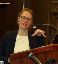 emmanuelle honore evans pritchard lecturer