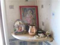 Home shrine of a Nepali family in Oxford
