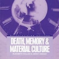 2001 death memory and material culture